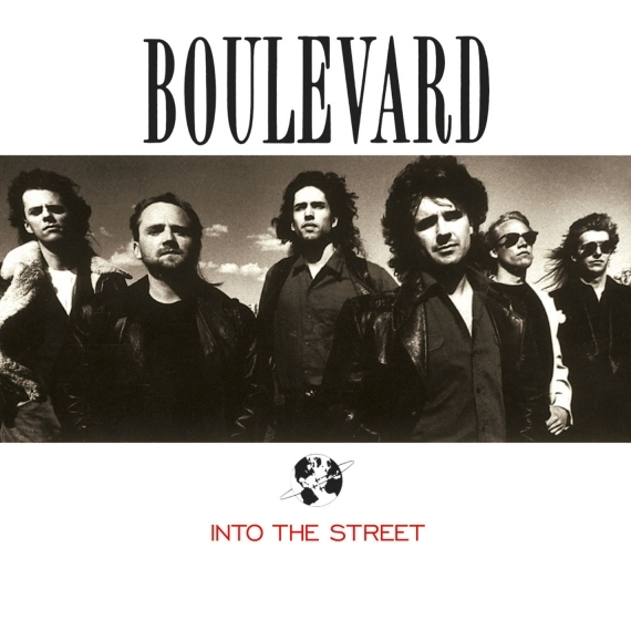 Boulevard - Into The Street - Remastered 2010
