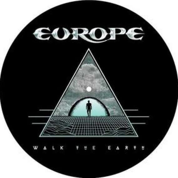 Europe - Walk The Earth - Record Store Day 2018 - Picture Disc LIMITED EDITION