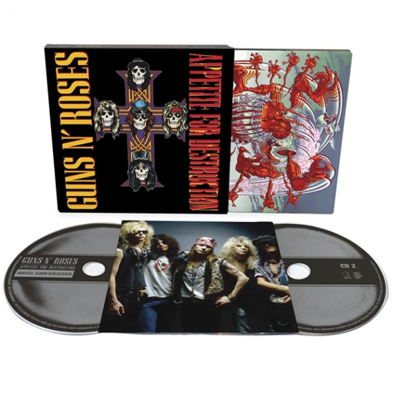 Guns N' Roses - Appetite For Destruction - Remastered Deluxe Edition