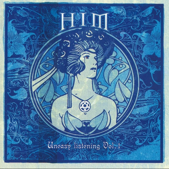 Him - Uneasy Listening Vol 1 - Reissue 2017