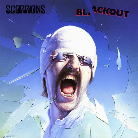 Scorpions - Blackout - Remastered Edition 2018 + Bonus Tracks